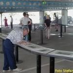 K11, Kunststraße 11 vom Flugplatz Zweibrücken bis zum Kreuzberg, Ausstellung im Mai 2001 im Parkhaus Hallplatz