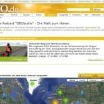 Podcast-Interview mit Geo.de, veröffentlicht am 19. April 2012