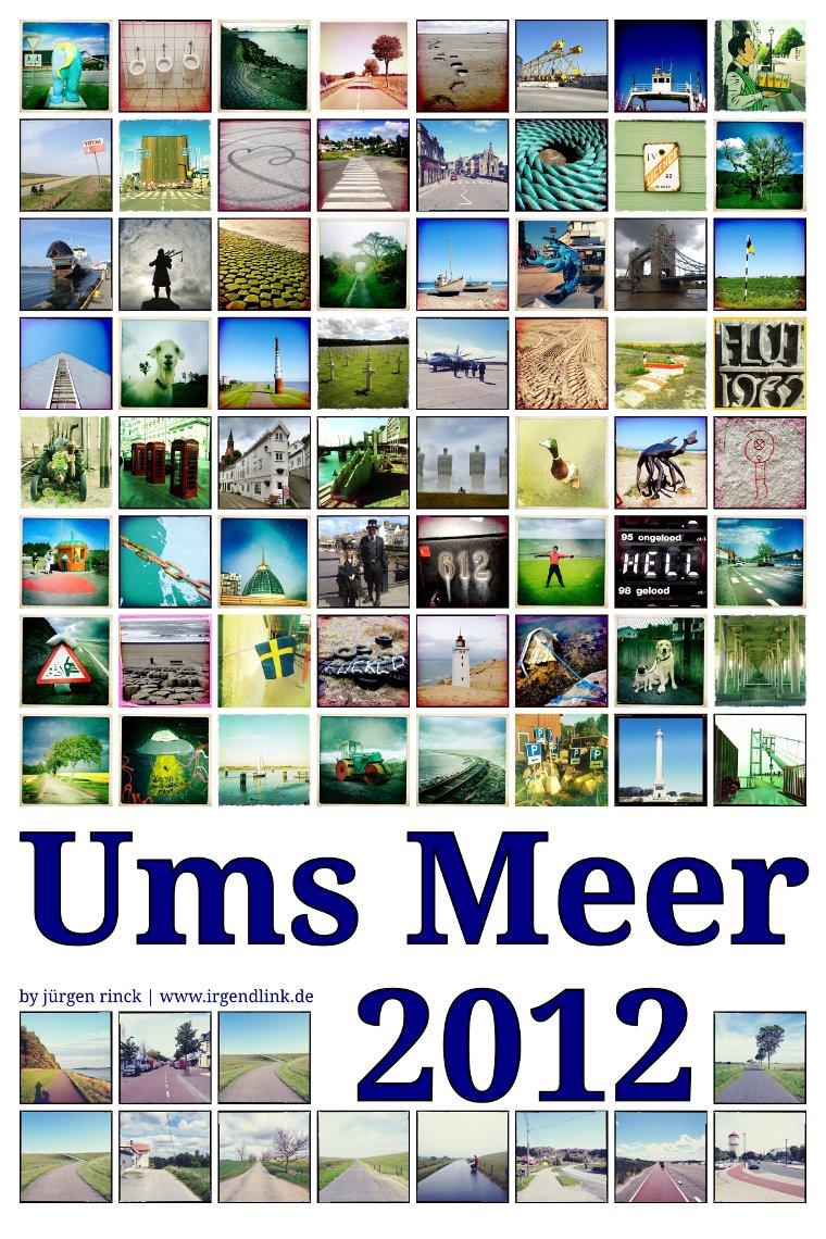 Poster Ums Meer 2012