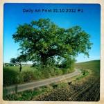 Irgendlinks daily art print #1 uniquiple