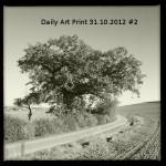 Irgendlinks daily art print #2 uniquiple