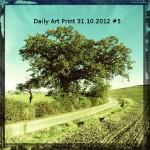 Irgendlinks daily art print #5 uniquiple