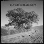 Irgendlinks daily art print #7 uniquiple