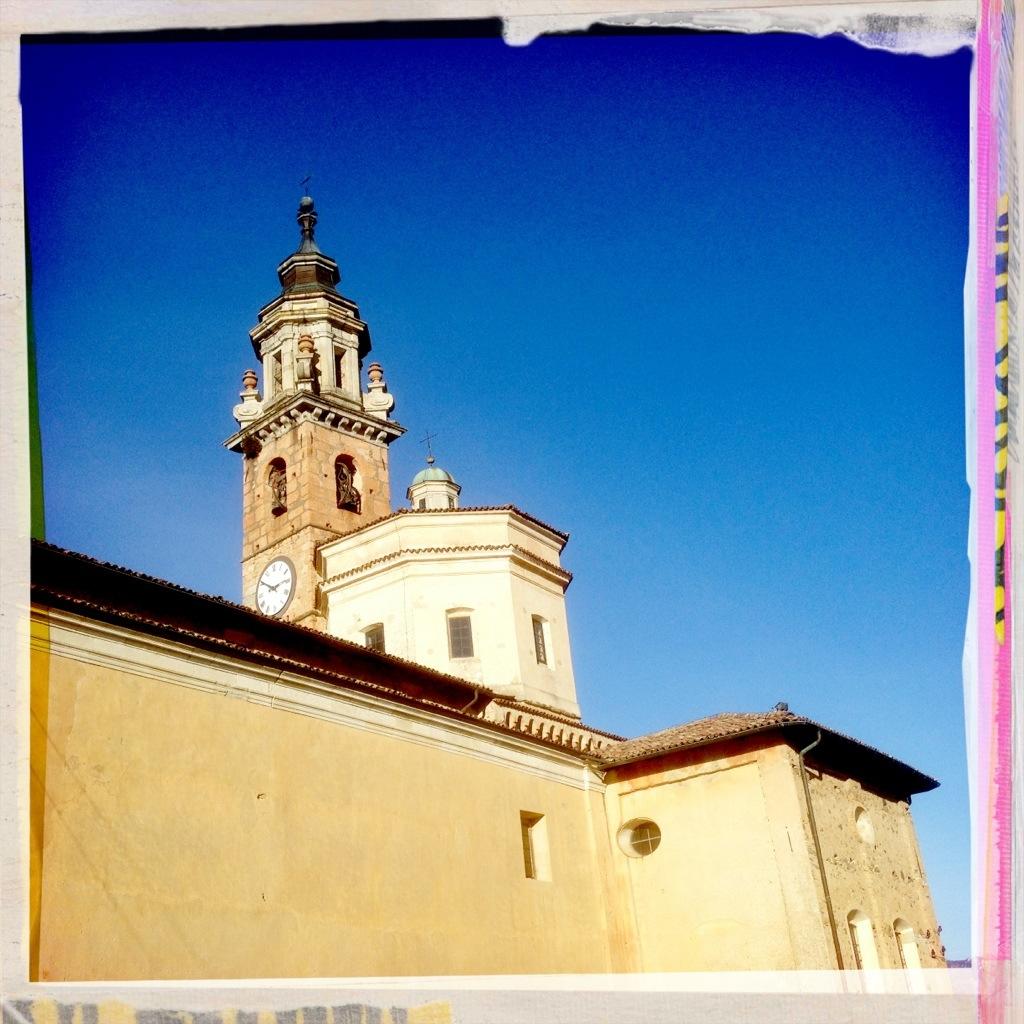 Kirche in Carona