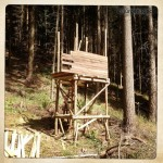 Hochsitz im Lambsbachtal