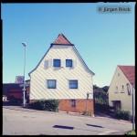 Haus mit Krüppelwalmdach in Homburg-Kirrberg