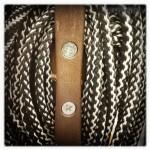 Seil aufgewickelt