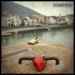 Heidelberg Love Bridge