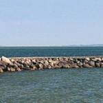 Dänemark Hafen an der Nordsee