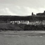 Draculastadt Whitby in England