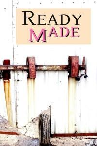 Titelbild zum Bildband Readymades