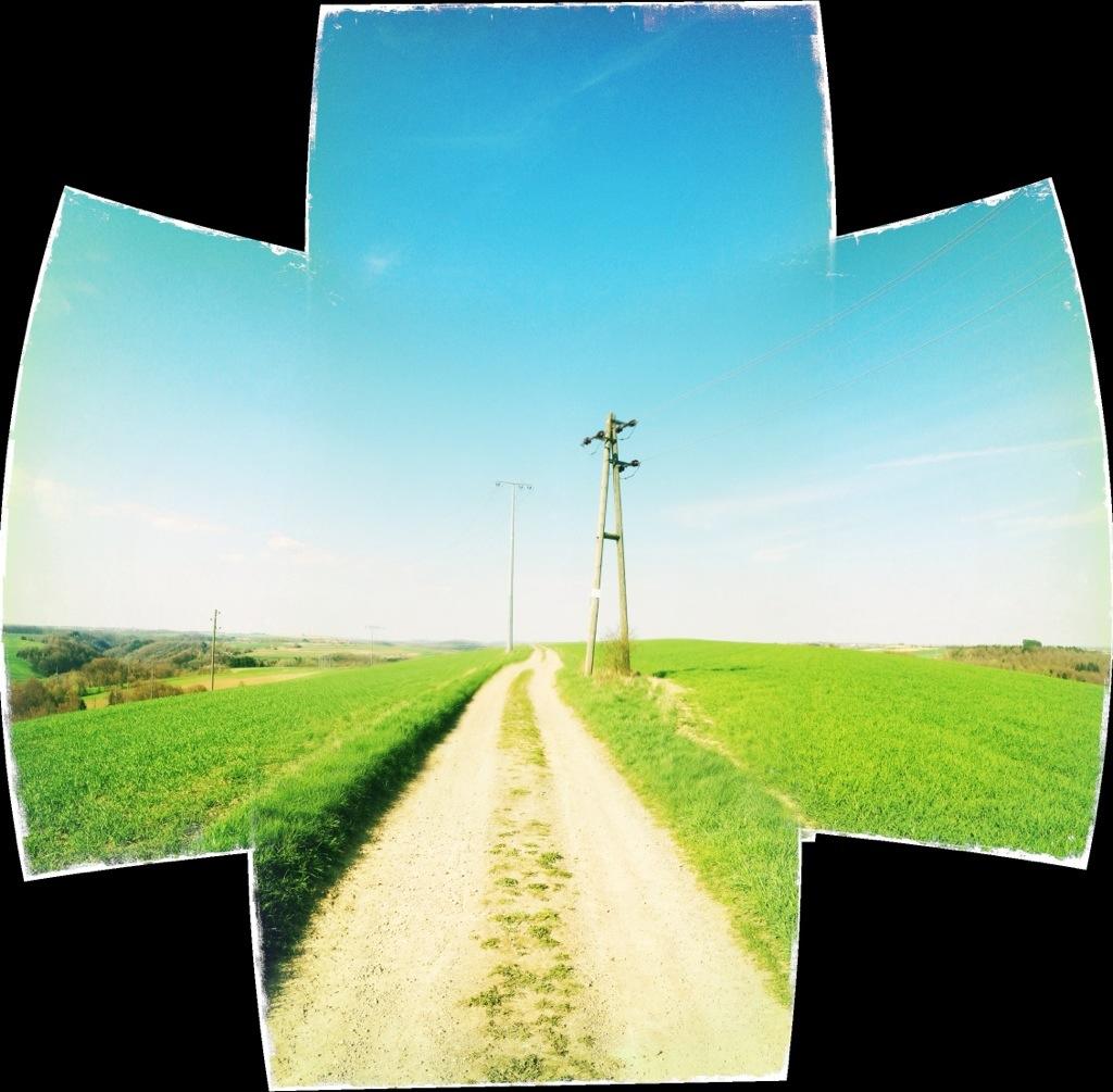 Dual App Loop Fototechnik Panorama Landschaftsbild