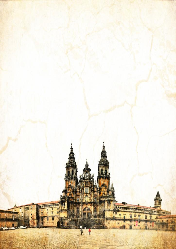 Kathedrale Santiago Titel zu Nach der Schuld ist vor der Schuld