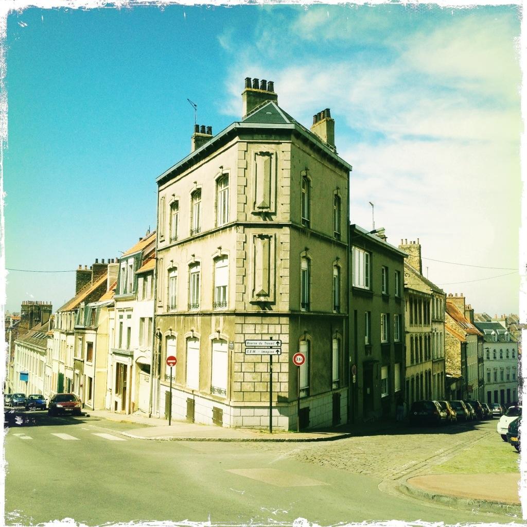 Boulogne rue Felix Adam