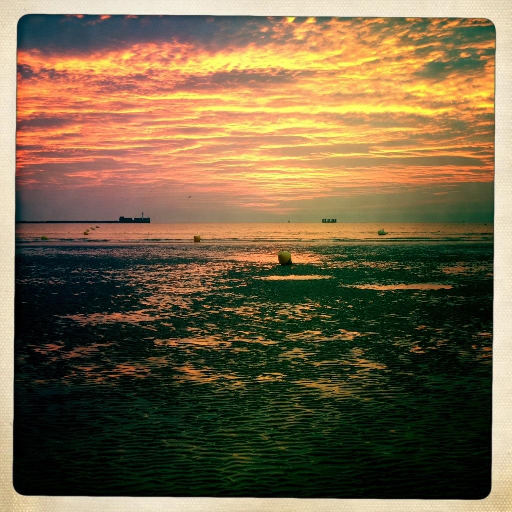 Strand Boulogne sur Mer