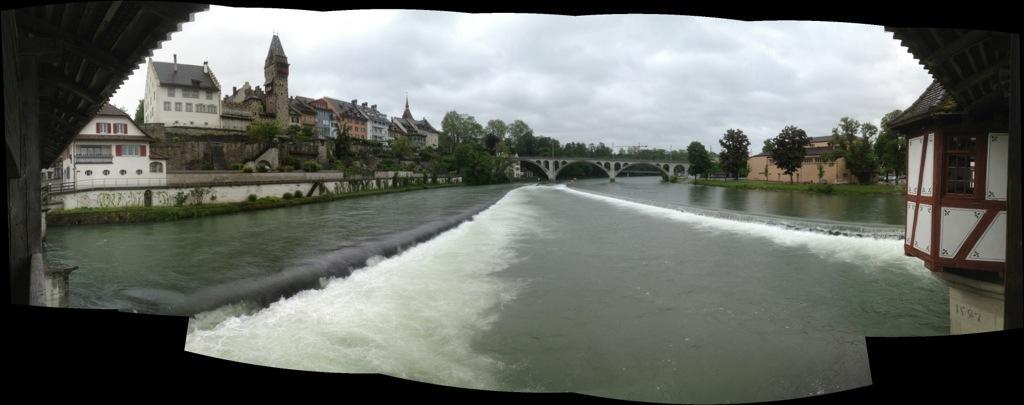 Reuss bei Bremgarten