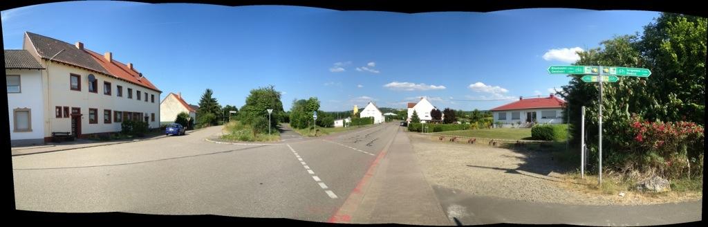 Panorama in Reinheim