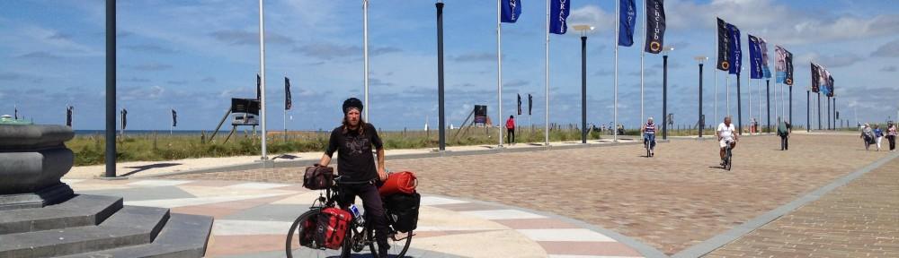 Irgendlink auf dem Nordseeradweg 2012