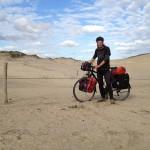 Unterwegs auf dem Nordseeküstenradweg 2012 - Holland
