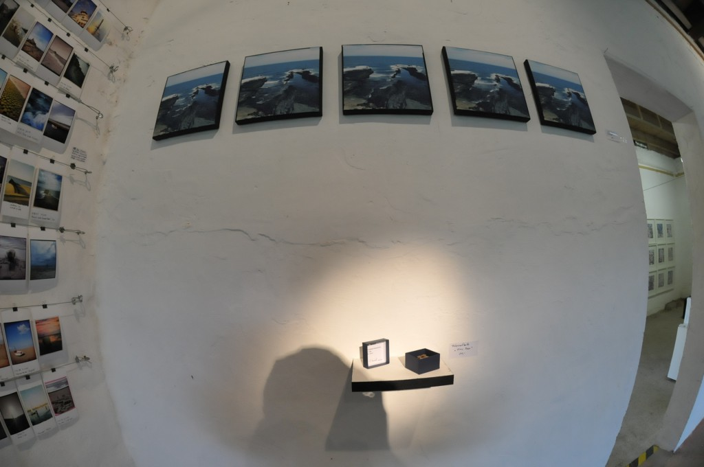 Das Meer - Offene Ateliers Rinckenhof 2014
