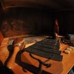 Offene Ateliers 2014 Rinckenhof - Denise Maurer. Mit allen Sinnen Installation