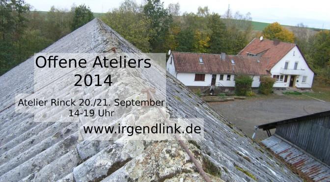 Videoclip zum Offenen Atelier auf dem Rinckenhof 2014