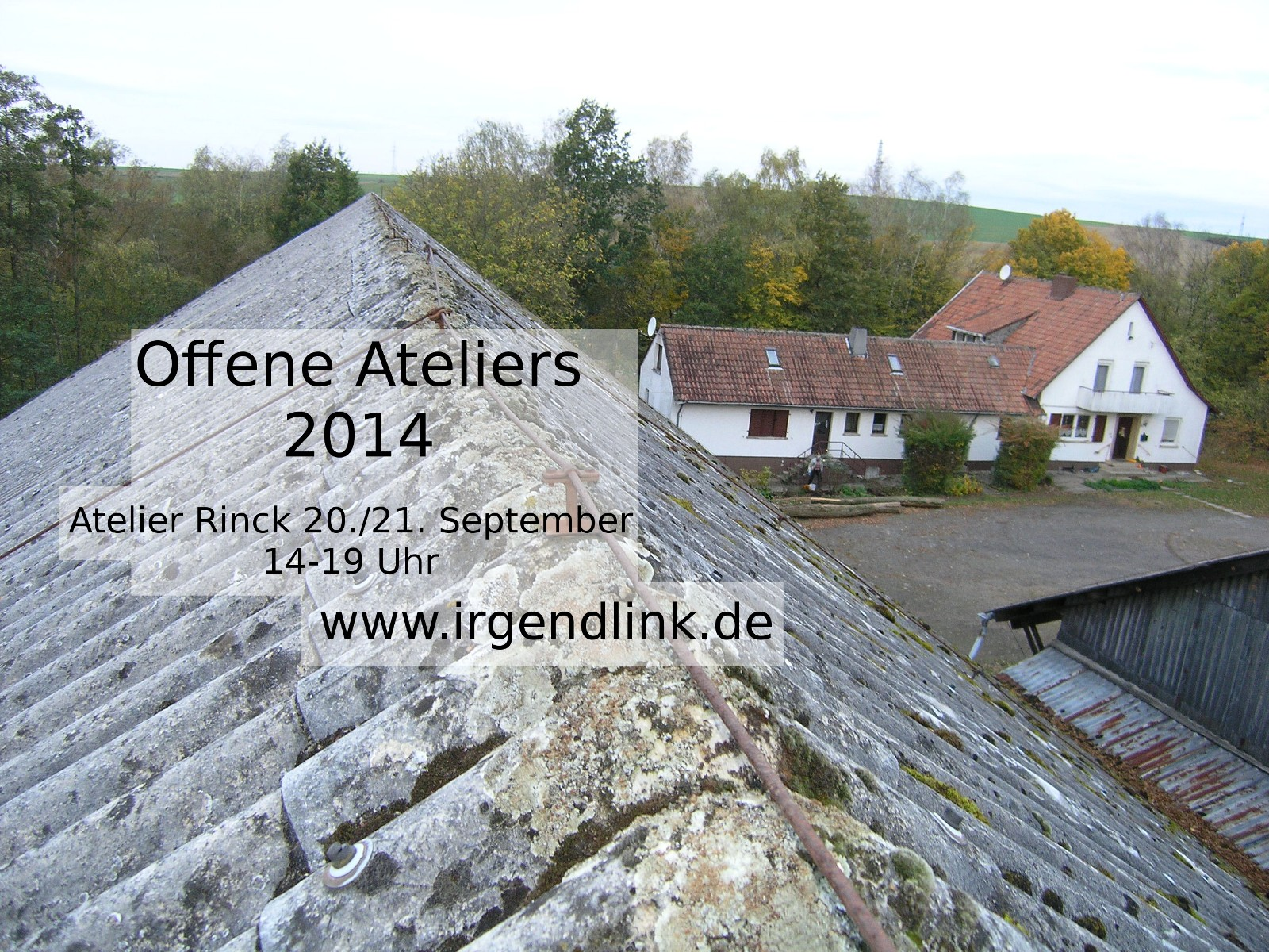 Offene Ateliers Rinckenhof 2014