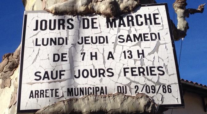 Brotjagd in Vernet-les-Bains oder willkommen im Ferienalltag