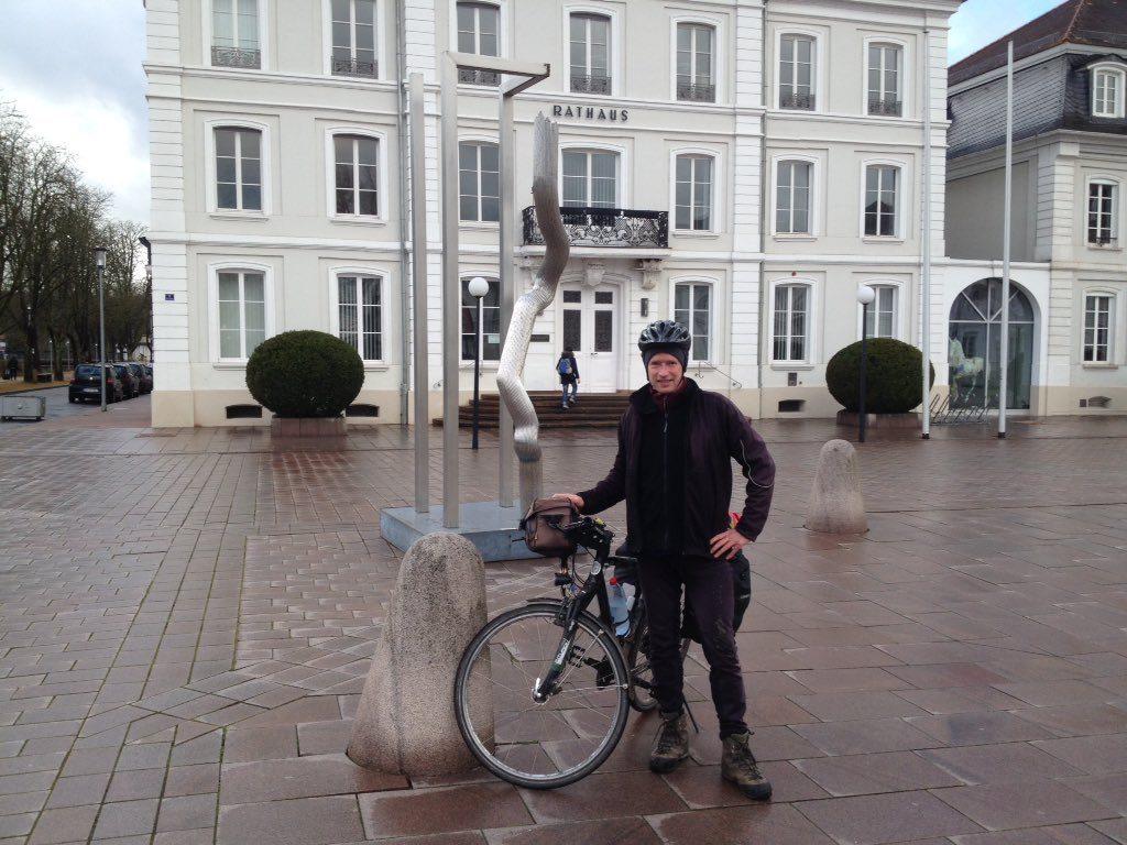 Jürgen auf dem Herzogplatz