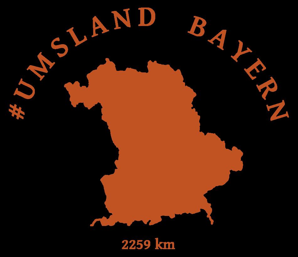 Bayern auf Radwegen | #UmsLand
